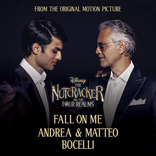 "Fall On Me (From Disney's ""The Nutcracker And The Four Realms"")"