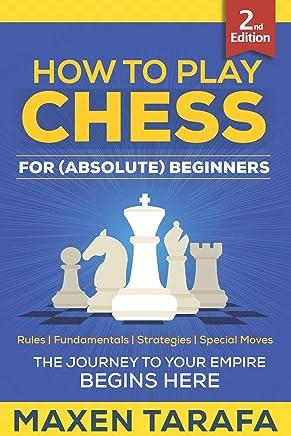 Amazon com: Maxen Tarafa - Chess / Puzzles & Games: Books