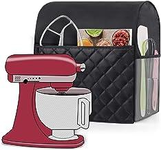 Luxja Housse pour Robot Pâtissier, Housse de Protection pour KitchenAid Robot Pâtissier et Accessoires (Convient aux 4,3 L...
