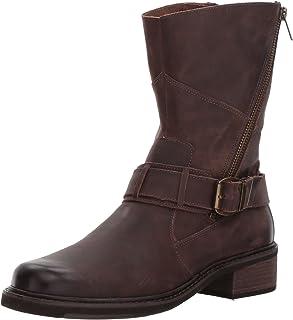 Walking Cradles Women's Dallas Ankle Boot, Brown Distressed, 11 M US