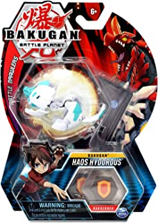 Bakugan, Haos Hydorous, 2-inch Tall Collectible Transforming Creature, for Ages 6 and Up