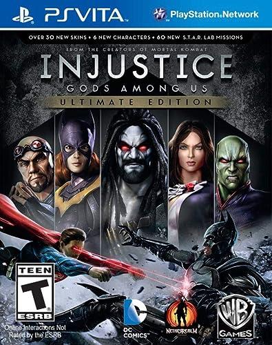 Injustice: Gods Among Us - Ultimate Edition (PS Vita)