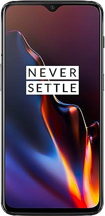 OnePlus 6T 6+128Gb A6010 Smartphone SIM-Free Dual SIM Mirror Black