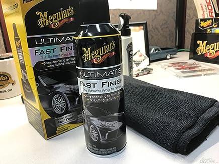 Meguiars Complete Ultimate Fast Finish, Brilliant Gloss Car