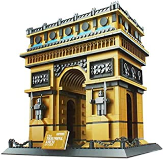 World Famous Building Blocks Bricks Set Construction Toy Set for Children And Adults(1401PCS)