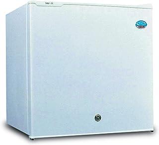 Nikai 65L Single Door Compact Refrigerator - White, NRF65N4