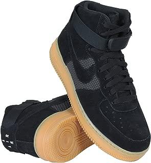 Nike 806403-003 Men AIR Force 1 HIGH '07 LV8 Black Gum