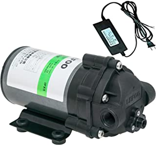 LEFOO RO booster pump LFP1200W 200GPD for Reverse Osmosis water filtration system with transformer