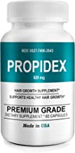 PROPIDEX - Premium Hair Regrowth Treatments with Biotin & Saw Palmetto To Stimulate Hair Follicles, Prevent and Stop Hair ...