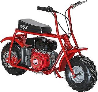 Coleman Powersports CT100U Gas Powered Trail Mini-Bike   98cc/3.0HP   Red