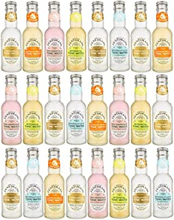 Fentimans Tonic Water Mixed Selection Pack 24 x 125ml
