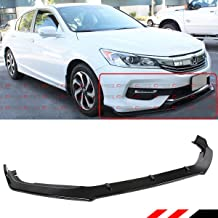 Best 9th gen accord front lip Reviews