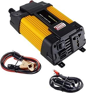 gazechimp 4000W/6000W de Potência Do Inversor AC Outlets DC 12V a /220V AC Car conversor de energia para Acampamento Ao Ar...