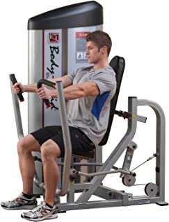Body-Solid S2CP/3 Pcl2 310lb Stack Chest Press Fitness Equipment