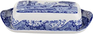 Best blue white butter dish Reviews