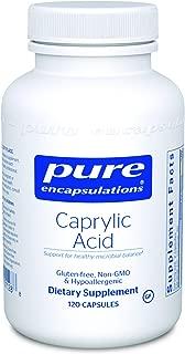 Best caprylic acid supplement walmart Reviews