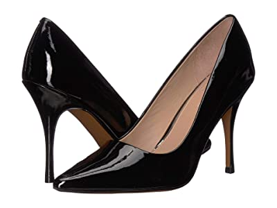LINEA Paolo Payton Pump (Black Patent Leather) Women