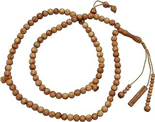 TheTasbih 大香型松木泰比色 10 毫米珠子穆斯林祈祷珠