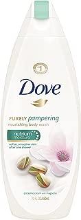 Dove Purely Pampering Body Wash, Pistachio Cream with Magnolia 22 oz