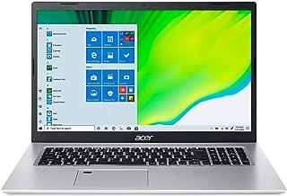 Acer Aspire 5 A517-52-713G, pantalla IPS Full HD de 17,3 pulgadas, Intel Core i7-1165G7, Intel Iris Xe Graphics, 16 GB DDR...