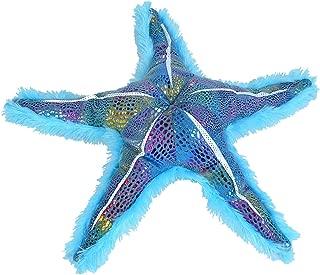 """Glitter Starfish Plush 16"""" 20329"""