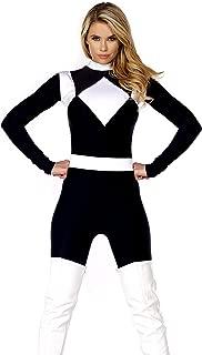 Women's Vigorous Action Figure Catsuit with Belt