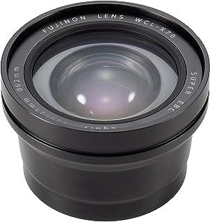 FUJIFILM X70用ワイドコンバージョンレンズ(ブラック) WCL-X70 B