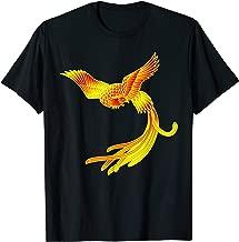 Asian Style inspired Golden Phoenix Shirt