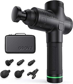 opove M3 Pro 全身リフレッシュ道具 トータルボディケア 充電式 バッテリー交換可能 日本語取扱説明書付き 一年間メーカー保証(ブラック)