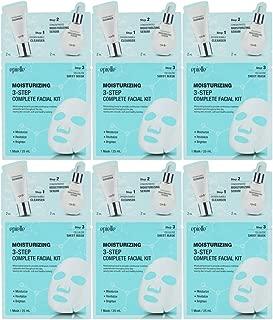 epielle 3 step complete facial kit