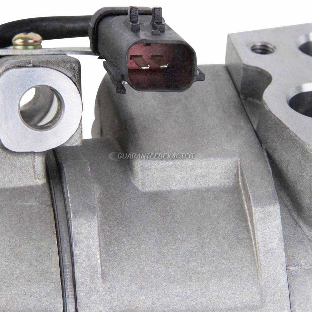AC Compressor & A/C Clutch For Dodge Charger Challenger Magnum Chrysler 300 300C 5.7L 6.1L Hemi V8 SRT8 2005-2011 - BuyAutoParts 60-01940NA NEW