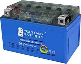 Mighty Max Battery 12V 8.6AH 190CCA Gel Battery Replaces Honda Silverwing Scooter UTZ10S Brand Product