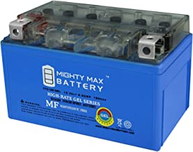 Mighty Max Battery 12V 8.6AH 190CCA Gel Battery for Suzuki GSXR 600, 750, 1000 Brand Product