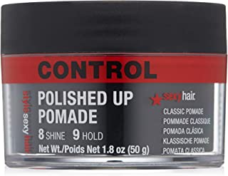 SexyHair Style Polished Up Pomade