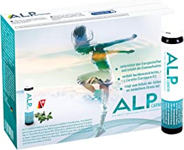 ALP CARNITIN L Carnitine Liquid Vitamin C E 14×25 ml Pre Workout Sports Nutrition L-Carnitine Vitamins Supplement – Metabolism Booster Fat Burner Weight Loss Estimated Price : £ 21,95