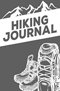 Hiking Journal: Jot down your notes while hitting the summer trails!