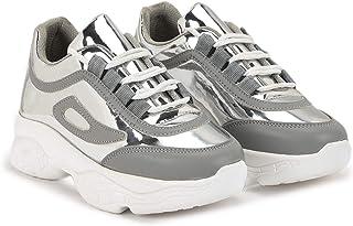HASTEN SLVR Sneakers for Women
