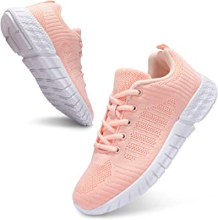 Womens Lightweight Casual Walking Shoes Breathable Mesh...