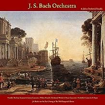 Antonio Vivaldi: the Four Seasons; Guitar Concerto - Walter Rinaldi: Orchestral Works; Piano Concerto - Johann Pachelbel: Canon in D Major - Johann Sebastian Bach: Air On the G String; the Well -Tempered Clavier - Vol. V