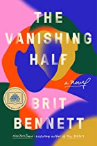 Cover image of The Vanishing Half by Brit Bennett