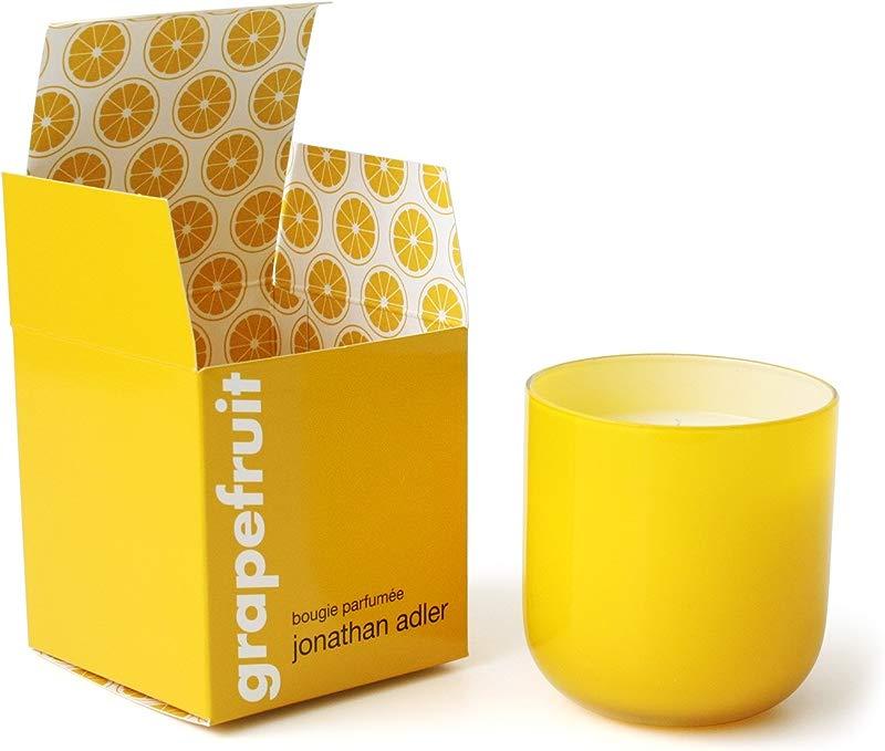 Jonathan Adler Pop Grapefruit Scented Candle Yellow