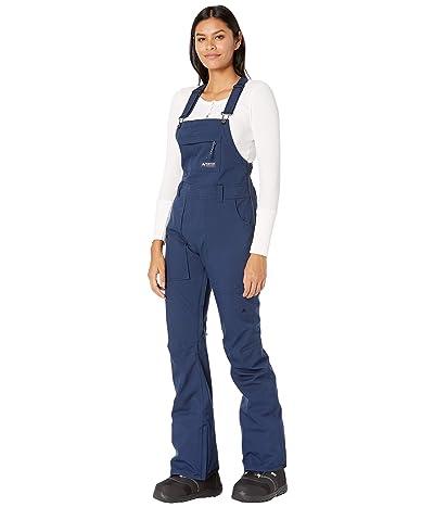 Burton Avalon Bib Pant (Dress Blue) Women