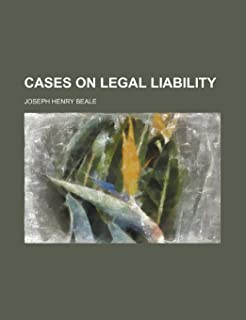 Cases on Legal Liability