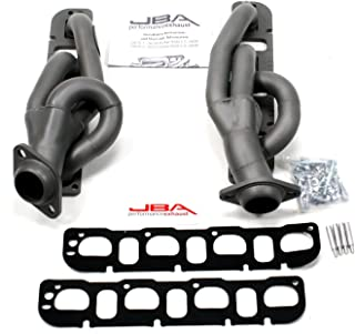 JBA 1961S-2JT Titanium Ceramic Exhaust Header for Dodge RAM 5.7L Hemi 15/25/3500 2WD and 4WD