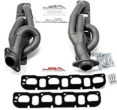 JBA 1961S-2JT Titanium Ceramic Exhaust Header for Dodge RAM 5.7L Hemi 15/25/3500 2WD and 4WD