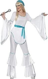 Smiffy's Women's Super Trooper Costume, White