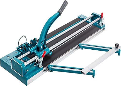 new arrival Mophorn 31Inch Tile Cutter Double Rail Manual Tile Cutter 3/5 in Cap w/Precise wholesale Laser Positioning Manual Tile Cutter Tools for Precision 2021 Cutting (31 inch) outlet online sale