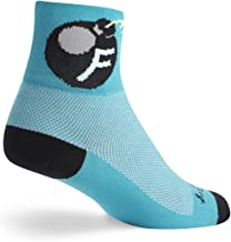 SockGuy F Bomb Classic Socks 3-Inch