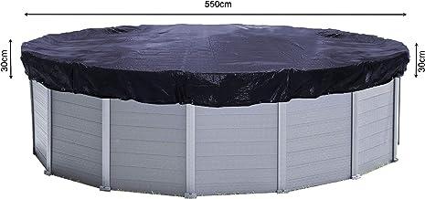 Amazon.es: lona para piscina redonda