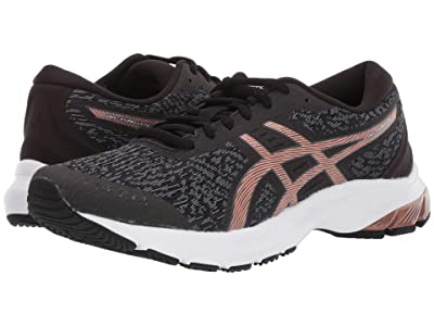 ASICS GEL-Kumo(r) Lyte (Black/Rose Gold) Women